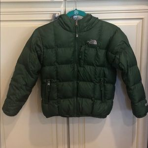 North Face Reversible Jacket